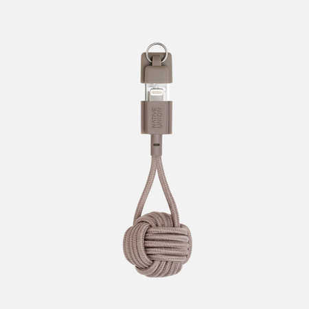 Кабель Native Union Key Apple Lightning Taupe