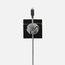 Кабель Native Union Night Marble Edition Apple Lightning 3m Black фото- 0