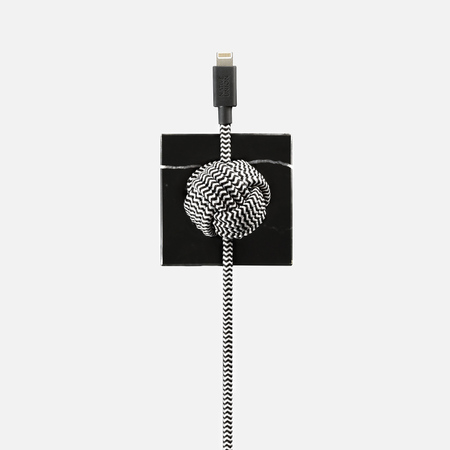 Кабель Native Union Night Marble Edition Apple Lightning 3m Black