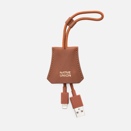 Кабель Native Union Tag Apple Lightning 0.2m Tan