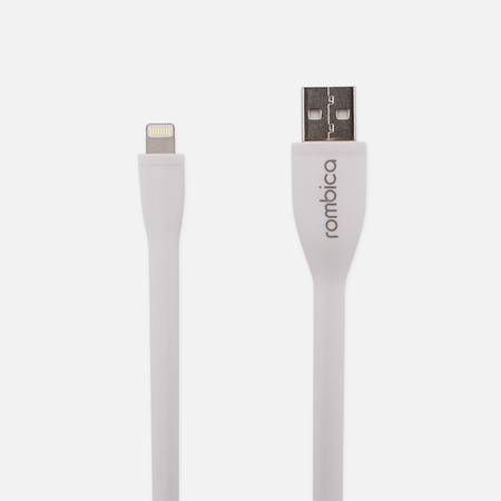 Кабель Rombica Digital IG-02 USB/Lightning 0.35m White