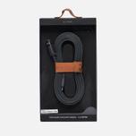 Кабель Rombica Link USB/Lightning 1.5m Grey фото- 3