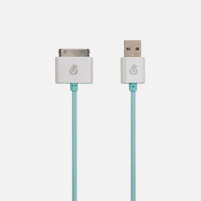 uBear MFI Data Sync USB 1m Cable Light Blue