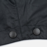 Капюшон Barbour Waxed Cotton Black фото- 2