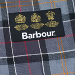 Капюшон Barbour Waxed Cotton Black фото- 4
