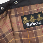 Barbour Waxed Cotton Hood Rustic photo- 4