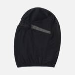 Балаклава Maharishi Thermal Shinobi Visor Reflective Black фото- 1