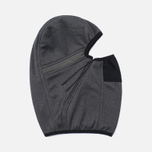 Балаклава Maharishi Thermal Shinobi Visor Reflective Charcoal фото- 0