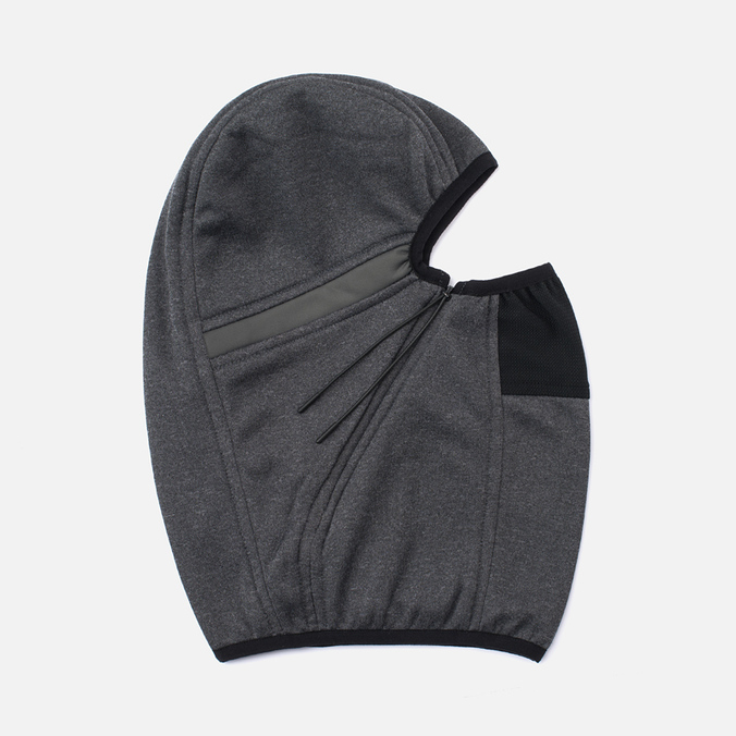Балаклава Maharishi Thermal Shinobi Visor Reflective Charcoal
