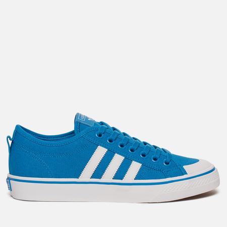 Кеды adidas Originals Nizza Bright Blue/White/White