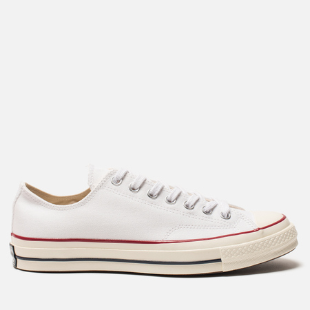 Кеды Converse All Star Chuck 70 Low Optical White