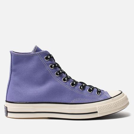 Кеды Converse Chuck 70 Psy-Kicks High Wild Lilac/Black/Egret