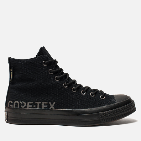Кеды Converse Chuck Taylor All Star 70 Gore-Tex Mono Black