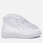 Кеды Converse Chuck Taylor All Star 70 Mono Leather High Top White фото- 2