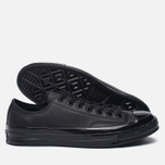 Кеды Converse Chuck Taylor All Star 70 Mono Leather Low Top Black фото- 5