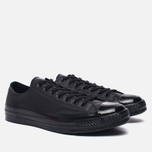 Кеды Converse Chuck Taylor All Star 70 Mono Leather Low Top Black фото- 3