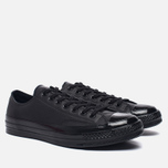 Кеды Converse Chuck Taylor All Star 70 Mono Leather Low Top Black фото- 2