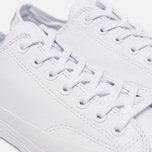 Кеды Converse Chuck Taylor All Star 70 Mono Leather Low Top White фото- 5