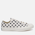 Кеды Converse Chuck Taylor All Star 70 Polka Dots Parchment/Black/Natural фото- 0