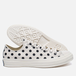Кеды Converse Chuck Taylor All Star 70 Polka Dots Parchment/Black/Natural фото- 2