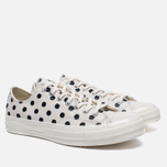 Кеды Converse Chuck Taylor All Star 70 Polka Dots Parchment/Black/Natural фото- 1