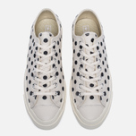 Кеды Converse Chuck Taylor All Star 70 Polka Dots Parchment/Black/Natural фото- 4