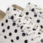 Кеды Converse Chuck Taylor All Star 70 Polka Dots Parchment/Black/Natural фото- 5