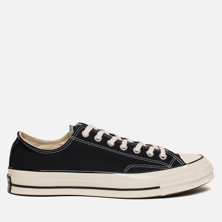 Кеды Converse Chuck Taylor All Star '70 Vintage Canvas Black
