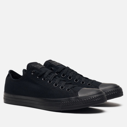 Кеды Converse Chuck Taylor All Star Speciality OX Low Black Monochrome