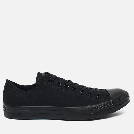 Converse Chuck Taylor All Star Plimsoles Black Monochrome
