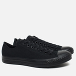 Кеды Converse Chuck Taylor All Star Speciality OX Low Black Monochrome фото- 1