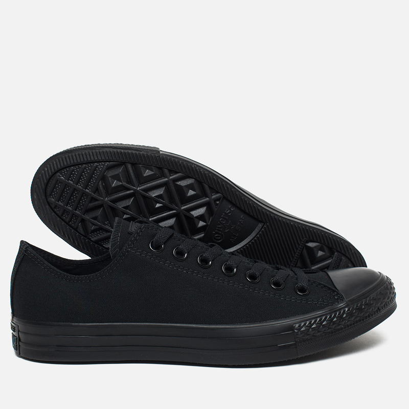 converse chuck taylor all star black monochrome m5039. Black Bedroom Furniture Sets. Home Design Ideas