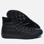 Кеды Converse Chuck Taylor All Star Boot PC Triple Black фото- 1