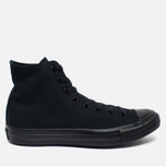 Кеды Converse Chuck Taylor All Star Core Hi Black Monochrome фото- 0