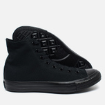 Кеды Converse Chuck Taylor All Star Core Hi Black Monochrome фото- 2
