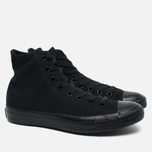 Кеды Converse Chuck Taylor All Star Core Hi Black Monochrome фото- 1