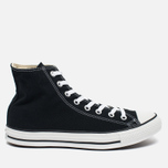 Кеды Converse Chuck Taylor All Star Core Hi Top Black/White фото- 0