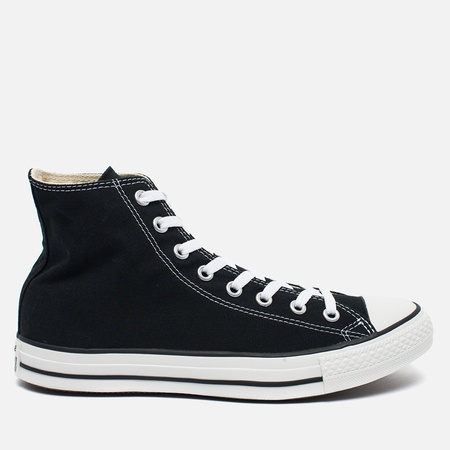 Converse Chuck Taylor All Star Core Hi Top Plimsoles Black/White