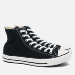 Кеды Converse Chuck Taylor All Star Core Hi Top Black/White фото- 1