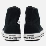 Кеды Converse Chuck Taylor All Star Core Hi Top Black/White фото- 3