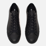 Converse Chuck Taylor All Star Leather Plimsoles Black photo- 4