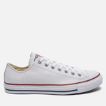 Кеды Converse Chuck Taylor All Star Leather Low Top White фото- 0