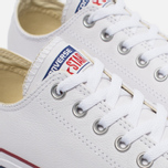Кеды Converse Chuck Taylor All Star Leather Low Top White фото- 3