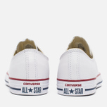 Кеды Converse Chuck Taylor All Star Leather Low Top White фото- 5