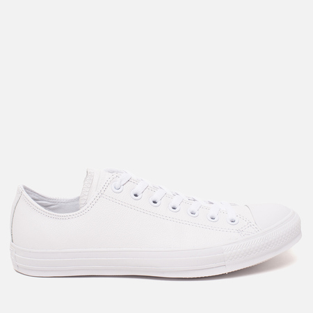 Кеды Converse Chuck Taylor All Star Leather White