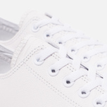 Кеды Converse Chuck Taylor All Star Leather White фото- 5