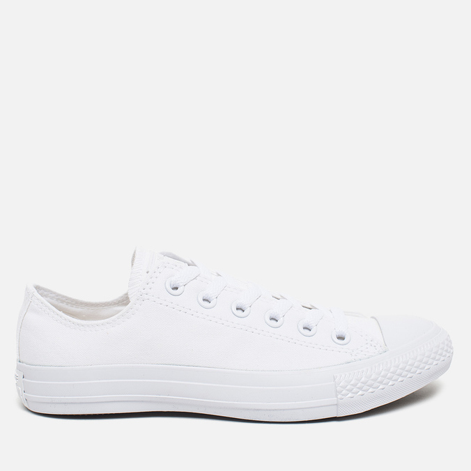 Кеды Converse Chuck Taylor All Star White Monochrome