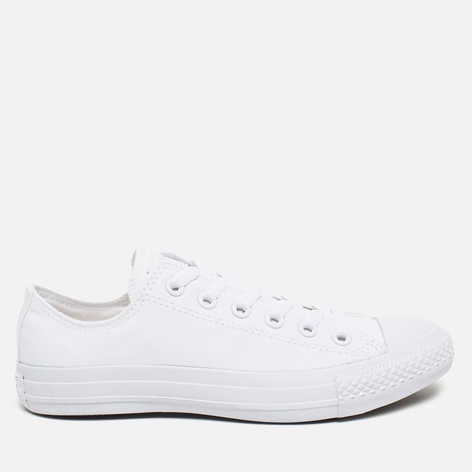 Converse Chuck Taylor All Star Plimsoles White Monochrome
