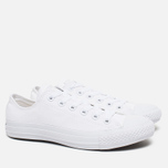 Кеды Converse Chuck Taylor All Star White Monochrome фото- 1