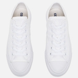 Кеды Converse Chuck Taylor All Star White Monochrome фото- 4